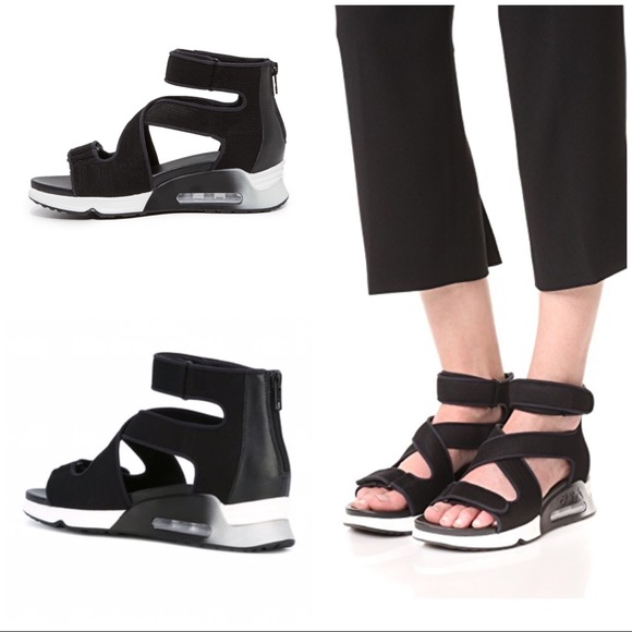 5d7c88d4c2de New Ash Lips sport Demi wedge sandals